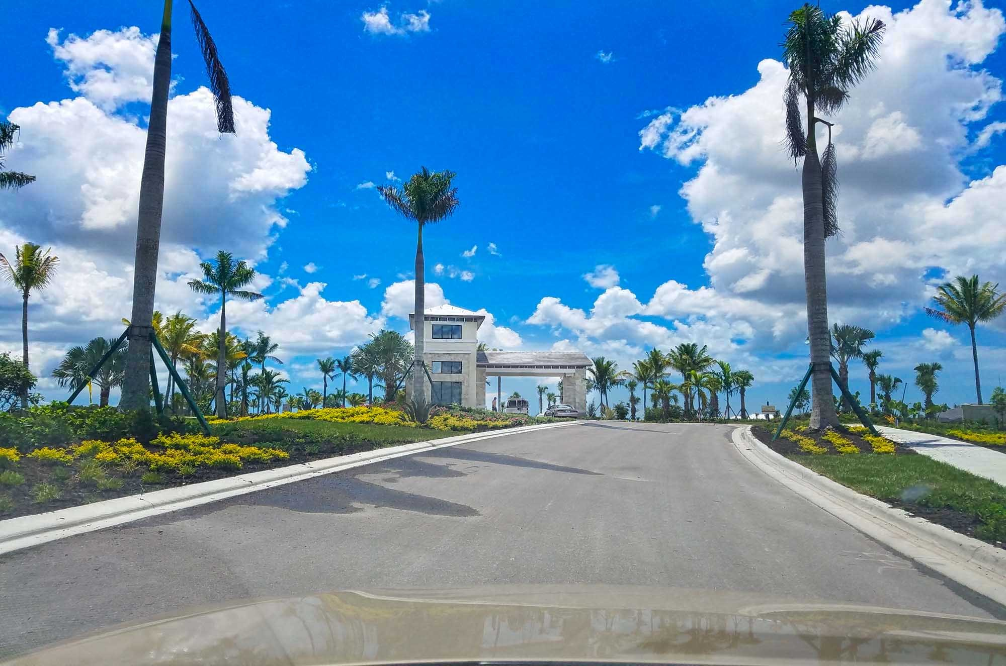 New Community of Esplanade by the Islands