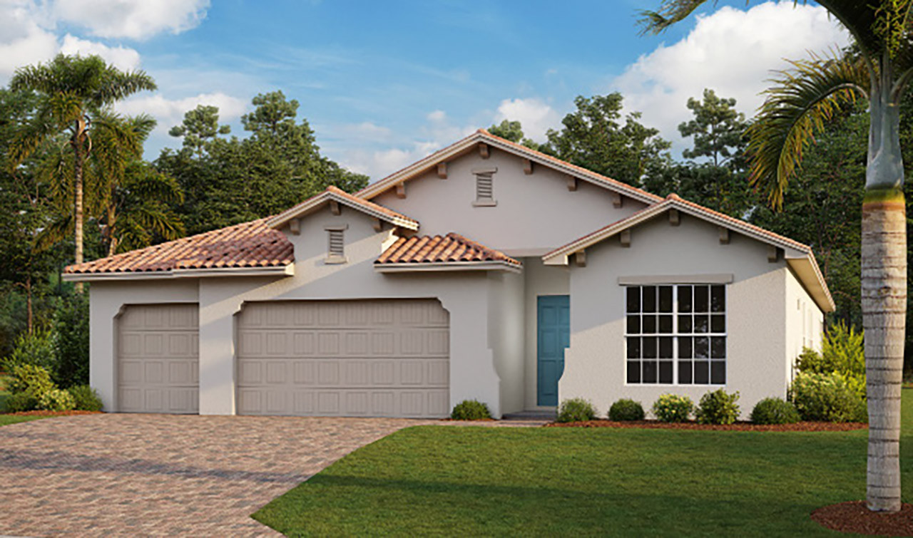 Shelby floor plan at Royal Palm
