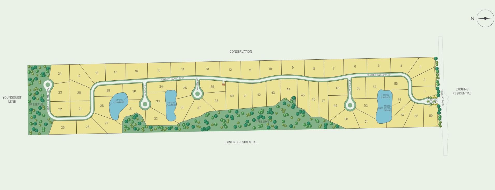 New Community of Corkscrew Estates