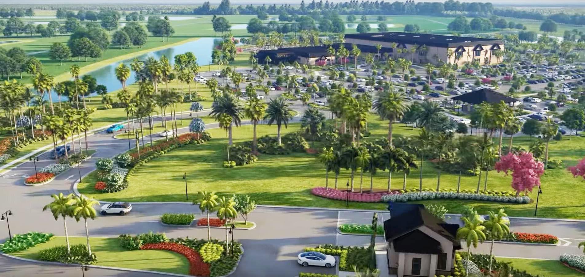New Community of Verdana Village